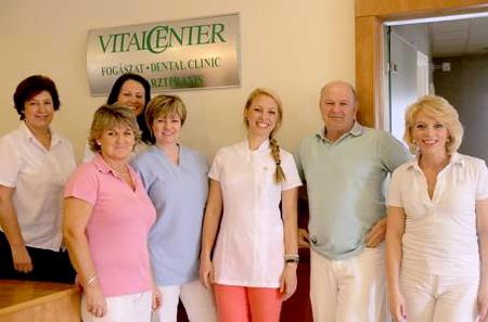 ВИТАЛ ЦЕНТР – Стоматология в Венгрии
